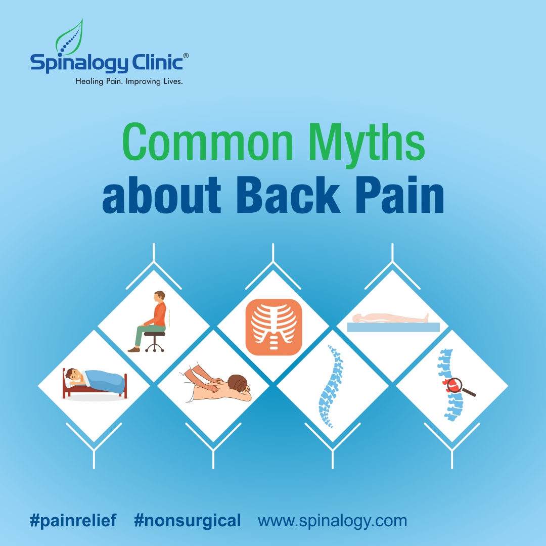 Common Myths About Back Pain