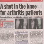 Visco Supplimention for Arthritis Patients