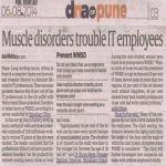 Feature Muscle Disorder Trouble IT Employees