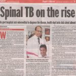 Feature Why Spinal TB is on Rise These Days