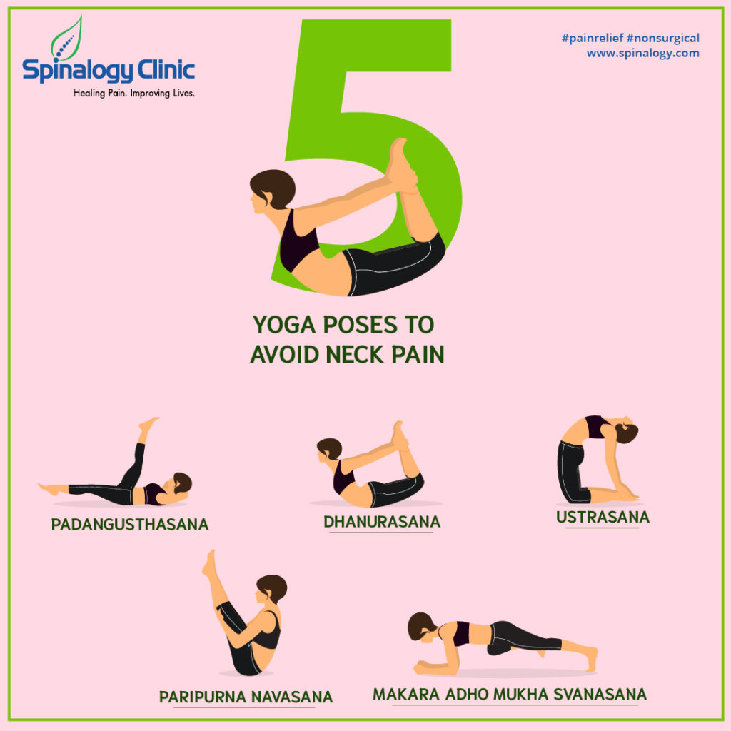 Yoga Poses For Cervical Spine Pain