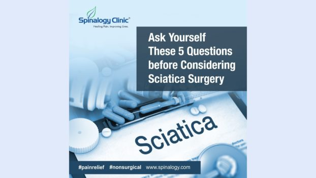 Ask Yourself These 5 Questions Before Considering Sciatica Surgery