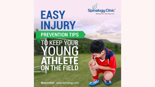 Prevention Tips To Keep Your Young Athlete On The Field